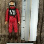 Figurine StarWars : figurine STAR WARS 030 : B-WING PILOT - 1984