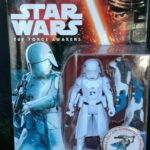Figurine StarWars : Figurine Hasbro STAR WARS The Force awakens FIRST ORDER Snowtrooper