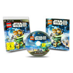 PS3 Jeu Lego Star Wars III The Clone Wars - pas cher StarWars