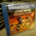 STAR WARS DEMOLITION - Sega DC Dreamcast PAL - jeu StarWars