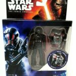Figurine StarWars : FIGURINE  -Hasbro-Star Wars - First Order-Tie Fighter Pilot Elite-Disney