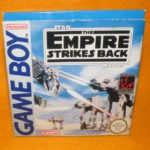 VINTAGE 1992 NINTENDO GAME BOY STAR WARS THE - pas cher StarWars