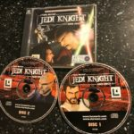 PC CD-ROM GAME STAR WARS JEDI KNIGHT DARK - jeu StarWars