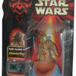 Figurine StarWars : Star Wars Épisode I Yoda Jedi Council Chaise Figurine avec / Commtech Pépites