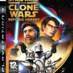 Star Wars The Clone Wars - Republic Heroes - jeu StarWars