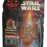 Figurine StarWars : Star Wars Épisode I Yoda Jedi Council Chaise Figurine W/Commtech Chip