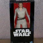 StarWars collection : STAR WARS figurine 10 cm REY (starkiller base) - Disney Hasbro 2015 NEUF