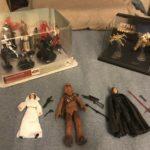 Figurine StarWars : Star Wars Collectors Lot: Figurine Set, Classic Series 1, Black series Figures
