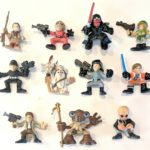 Figurine StarWars : CHOOSE: 2007 Star Wars Galactic Heroes Figurines * Combine Shipping!