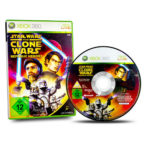 Xbox 360 Jeu Star Wars The Clone Wars - jeu StarWars