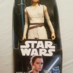 Figurine StarWars : DISNEY HASBRO Star Wars REY ( STARKILLER BASE ) ACTION FIGURINE NEW
