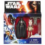 StarWars collection : Star Wars Rebels 3.75-Inch Figure 2-Pack Darth Vader Vs. Ahsoka Tano