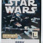 SEGA Master System Spiel - Star Wars mit OVP - pas cher StarWars