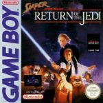 Nintendo GameBoy Spiel - Super Star Wars: - jeu StarWars