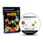 PS2 Jeu Lego Star Wars le Jeu Video Emballage - jeu StarWars