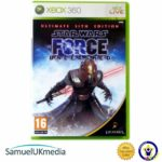 Star Wars Force Unleashed  Ultimate Sith - pas cher StarWars