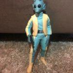 "Figurine StarWars : Star Wars Classic Collectors Series Applause - Greedo 10"" Figurine"