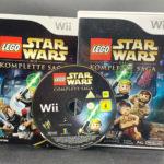 """NINTENDO WII SPIEL"""" LEGO STAR WARS DIE - jeu StarWars"""