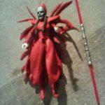 StarWars figurine : Star wars 3,75 figurine soeur de la nuit , sister night , super rare ...*****