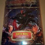 StarWars figurine : FIGURINE STAR WARS UNLEASHED Dark Maul DARTH MAUL