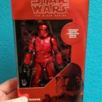 "StarWars figurine : Star Wars Black Series Carbonized Sith Trooper 6"" Amazon Exclusive"