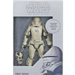 StarWars collection : Star Wars The Black Series 6 Inch Carbonized First Order Jet Trooper