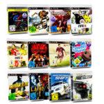 PS3 Spiel Assassins Creed FIFA Gran Turismo - pas cher StarWars
