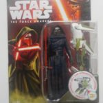 StarWars collection : Figurine Star Wars Episode VII 10 cm Kylo Ren The Force Awakens
