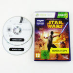Xbox 360 Jeu Kinect Star Wars Emballage - Occasion StarWars