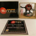 StarWars collection : STAR WARS 2005 M&M MPIRE DARTH MAUL COLLECTIBLE FIGURINE