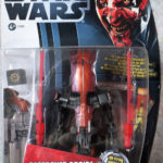 StarWars figurine : FIGURINE Star Wars Movie Heroes Action Figure - DESTROYER DROID   NEUF 2012