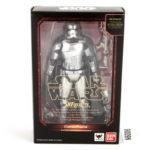 Figurine StarWars : Capitaine Phasma avec / Boîte Actions Star Wars S.H.Figurines Star Wars