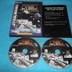 STAR WARS X-WING ALLIANCE PC-CD V.G.C. FAST - jeu StarWars