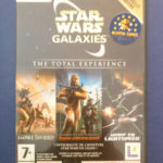 Star Wars Galaxies The Total Experience PC FR - pas cher StarWars