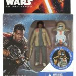 StarWars figurine : Star Wars The Force Awakens Finn Starkiller Base Figurine One Size Multi
