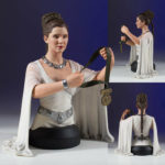 Figurine StarWars : Gentle Giant: Star Wars Mini Bust 1/6 Scale Leia Hero Of Yavin Version* NEW*