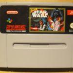 Super Star Wars for SNES Super Nintendo. Cart - Occasion StarWars