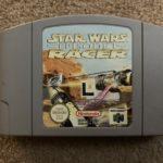Star Wars Episode 1 Racer - Nintendo N64 Game - jeu StarWars