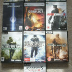 PC Cd-rom or Dvd rom Games, star Wars/Call of - jeu StarWars