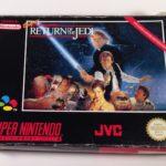Super Nintendo Star Wars Return of The Jedi - jeu StarWars