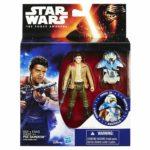 StarWars figurine : Star Wars The Force Awakens 3.75-Inch Figurine Espace Mission Armure Poe Dameron