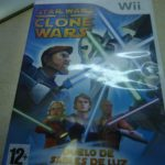 WII STAR WARS THE CLONE WARS ESPAÑOL PAL - Occasion StarWars