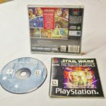 Star Wars Episode I: The Phantom Menace - PS1 - Occasion StarWars