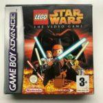 GAME BOY ADVANCE - LEGO - STAR WARS  NINTENDO - Occasion StarWars