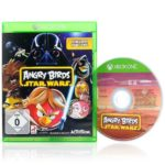 Xbox One Spiel ANGRY BIRDS STAR WARS - Move - pas cher StarWars