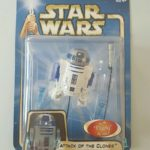 Figurine StarWars : STAR WARS FIGURINE R2-D2 DROID FACTORY FLIGHT SOUS BLISTER NEUF