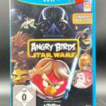 """NINTENDO WII U WIIU SPIEL """" ANGRY BIRDS STAR - Avis StarWars"""