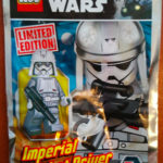 StarWars collection : LEGO FIGURINE POLYBAG MINIFIGURE STAR WARS minifig IMPERIAL COMBAT DRIVER