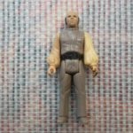 Figurine StarWars : Lobot / Star Wars vintage Kenner ESB loose Action Figure Figurine 80*