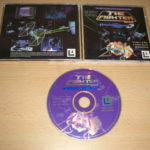Star Wars TIE FIGHTER Collector's Pc Cd Rom - jeu StarWars
